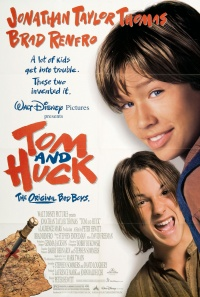 Tom and Huck poster