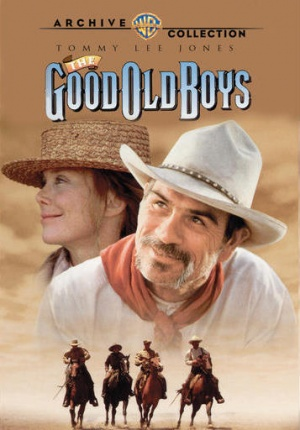 The Good Old Boys Cover