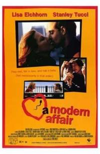 A Modern Affair poster