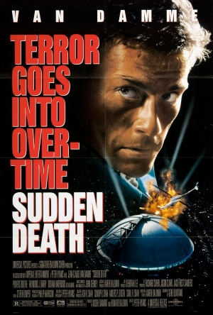 Sudden Death Poster