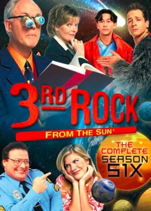 3rd Rock from the Sun 500x697