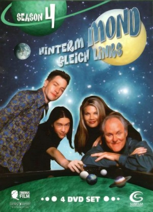 3rd Rock from the Sun 396x550
