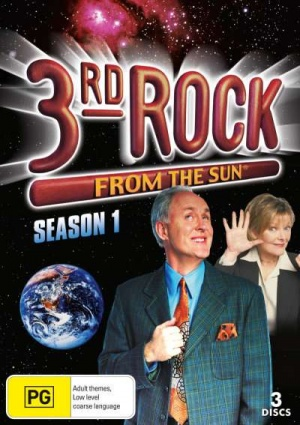 3rd Rock from the Sun 400x567