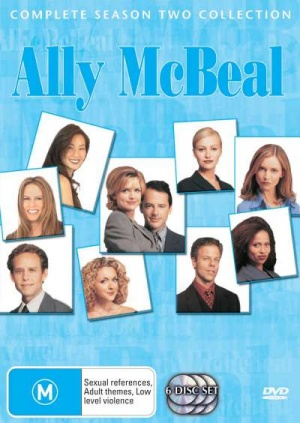 Ally McBeal 400x564