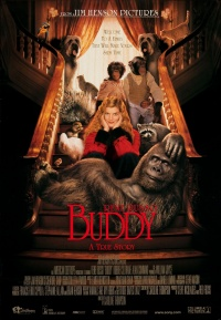 Buddy - Mein haariger Freund poster