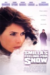 Smilla's Sense of Snow Poster