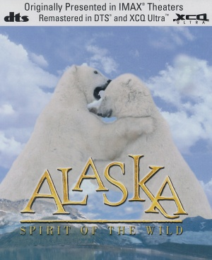 Alaska: Spirit of the Wild 1474x1806