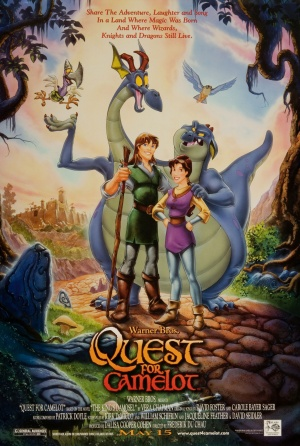 Quest for Camelot 1445x2146