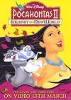 Pocahontas 2 - Die Reise in eine neue Welt poster