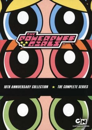 The Powerpuff Girls 570x800