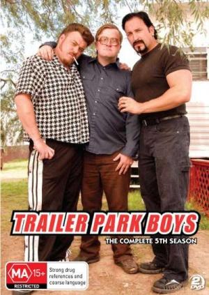 Trailer Park Boys 400x564