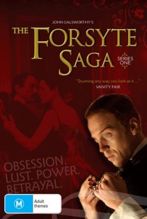 The Forsyte Saga 400x597