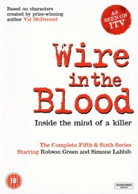 Wire in the Blood poster