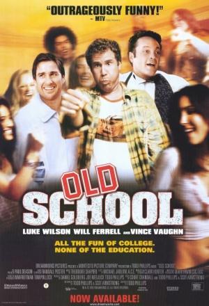 Old School 580x851