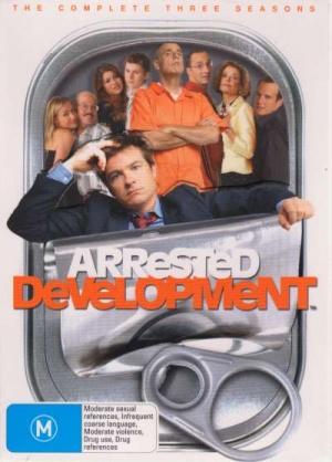 Arrested Development 400x557