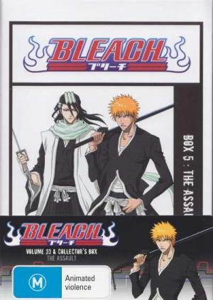 Bleach 400x562