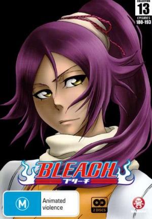 Bleach 400x573