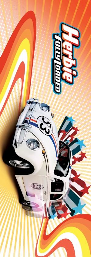 Herbie Fully Loaded - Ein toller Käfer startet durch 1367x3844