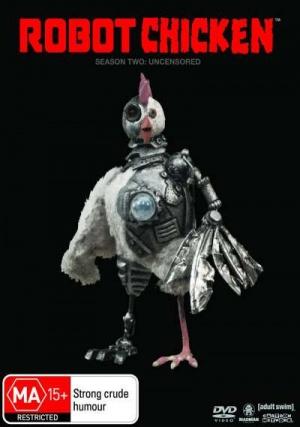 Robot Chicken 400x569