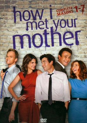 How I Met Your Mother 572x800