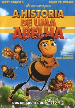 Bee Movie - Das Honigkomplott 752x1078