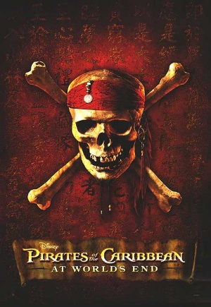 Pirates of the Caribbean: At World's End 500x725