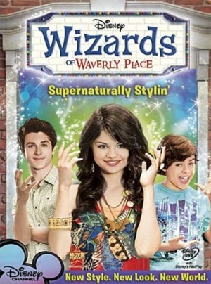 Wizards of Waverly Place 363x489