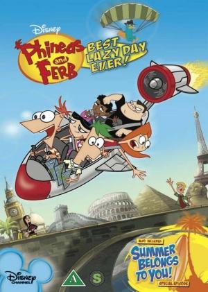 Phineas und Ferb 570x800