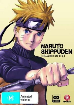 Naruto: Shippûden 400x564
