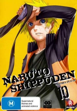 Naruto Shippuden 400x579