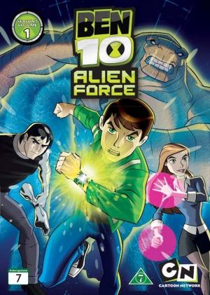 Ben 10: Alien Force 570x800