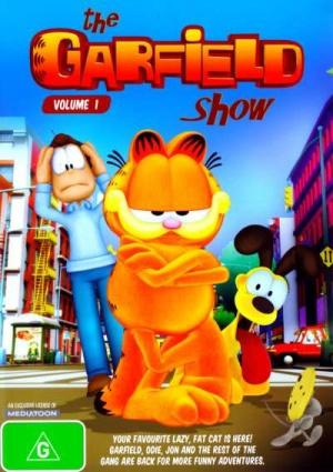 The Garfield Show 400x566
