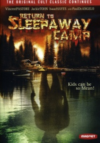 Return to Sleepaway Camp poster
