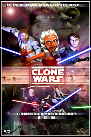 Star Wars: The Clone Wars 400x600
