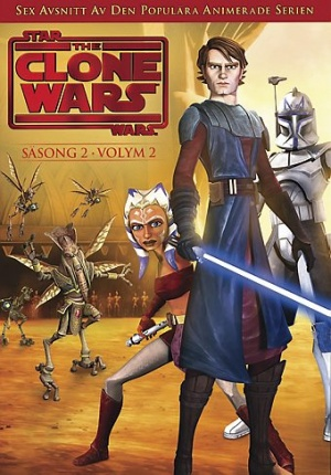 Star Wars: The Clone Wars 340x487