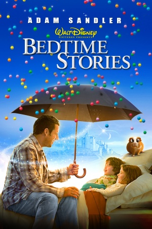 Bedtime Stories Dvd cover