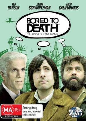Bored to Death 400x565