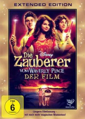 Wizards of Waverly Place: The Movie 322x450