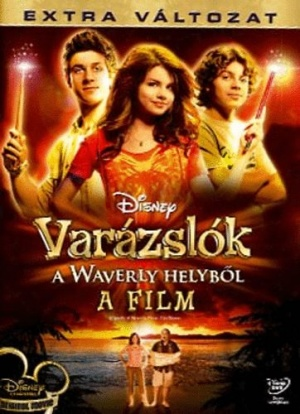 Wizards of Waverly Place: The Movie 362x500