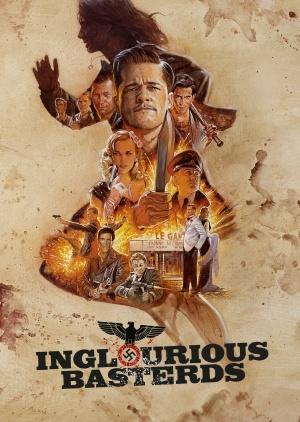 Inglourious Basterds 3333x4685