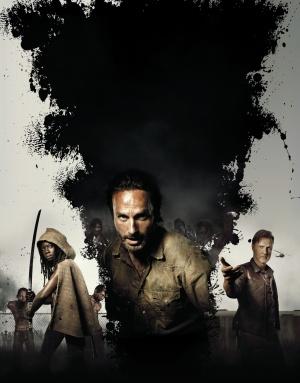 The Walking Dead 1294x1650