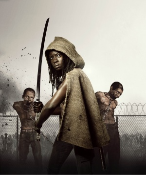 The Walking Dead 4187x5000