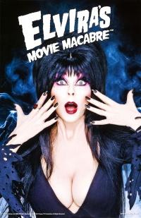 Elvira's Movie Macabre poster