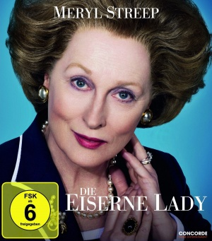 The Iron Lady Blu-ray cover