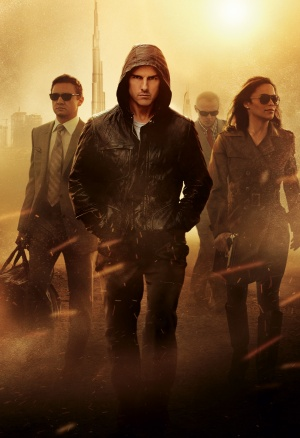 Mission: Impossible - Ghost Protocol 2738x4000