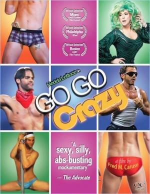 Go Go Crazy 550x711