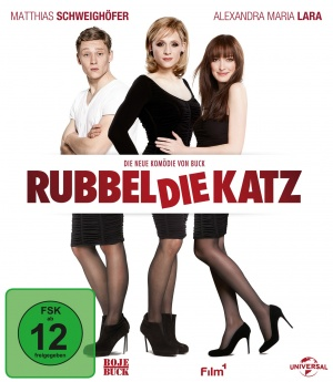 Rubbeldiekatz Blu-ray cover