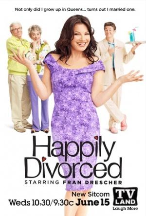 Happily Divorced 329x487