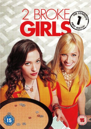 2 Broke Girls 3070x4350