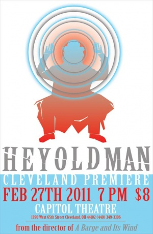 Hey, Old Man Poster
